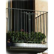 Балконное оградение фото