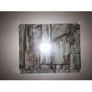 Металлические панели под натуральный камень фото