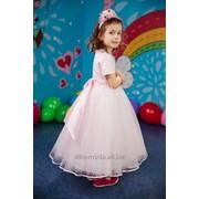 Платье карнавальное для девочек фото