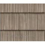 Фасадный цокольный сайдинг Foundry США Кедр Weathered Split Shakes фото