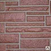 NAILITE цокольный сайдинг Камень, размеры панели 112,39 см*47,29 см фото