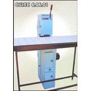 Станок ленточный для полирования кромки стекла СШЛС 6.06.01 фото