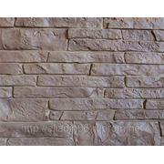 Фасадные панели NAILITE ПРИРОДНЫЙ КАМЕНЬ (США )SIERRA BROWN фото