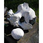 Кремень для очистки воды. Кремневая скульптура для интерьера и ландшафта фото