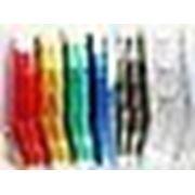 Сотовый поликарбонат (2,1 м / 6 м), с УФ-защитой, цветной фото