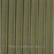 Сотовый поликарбонат Novattro (бронза), толщ. 4мм, 2,1*12м фото