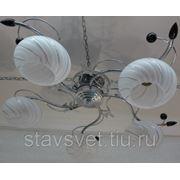 Светильник НПБ 5*60 С 0013 СR/5C фото