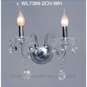 Wunderlicht Бра Wunderlicht WL7389-2CH-WH фото