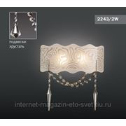Odeon Light Светильник настенный, бра 2243/2W фото