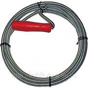 Трос сантехнический 10 м диаметр 9 мм. фото