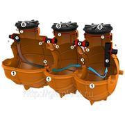 Система биологической очистки сточных вод Биосток 5 фото