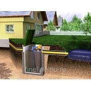 Станция очистки сточных вод ЮНИЛОС Астра-100 фото