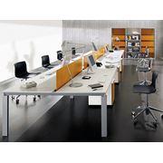 Офисная мебель конструктивная - Dominanta puzzle фото