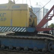 Аренда крана МКГ 25 БР, оснащенных БСО, кран МКП-25 фото