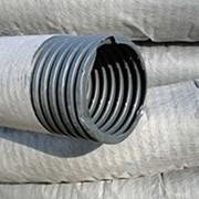 Труба перфорированная дренажная SN 8 PR-2 (отрезки 6 м), наружный диаметр 400 мм фото
