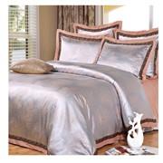 Комплект постельного белья Silk Place Fartente Extra, семейный фото