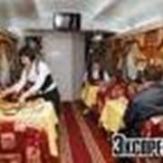Ремонт вагонов-ресторанов фото