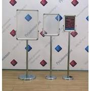 Производство стендов и напольных конструкций по индивидуальным заказам