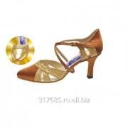 Туфли для стандарта Club Dance ZS-7 фото