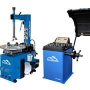 Комплект оборудования для легкового шиномонтажа Trommelberg T2