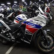 Мотоцикл спортбайк No. B4322 Honda CBR250R FI фото