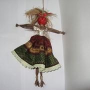 Куколка-плетенюшка, оберег фото