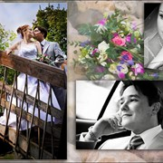 Свадебный фото-дизайнер фото