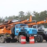 Аренда ямобура МРК-750А4 на базе Урал-4320 фото