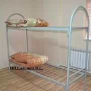 Кровати металлические для рабочих фото