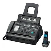 Факс лазерный Panasonic KX-FLC418RU фото