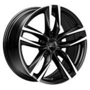 Диски 1000 Miglia MM1011 16х7,0 PCD:5x112 ET:42 DIA:57.1 цвет:Glossy Black-Polished фото