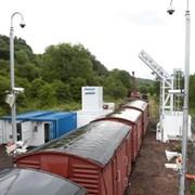 Система досмотра железнодорожных вагонов фото