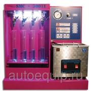 SMC - 3001+ NEW - Стенд для УЗ очистки и диагностики инжекторов