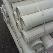 Труба ПВХ канализационная ⌀75 мм 2,2 мм 2 м фото