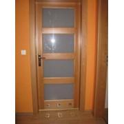 Двери межкомнатные из сосны и лиственницы фото