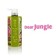 Японский кондиционер для волос Dear Jungle востановление 500 мл фото