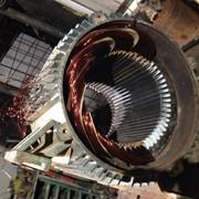 Перемотка асинхронных электродвигателей фото