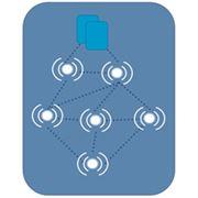 Технология самоорганизующихся беспроводных сетей фото