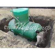 Комплекс очистки сточных вод,очистные сооружения,блок очистки воды фото