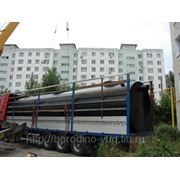 Трехкорпусная установка очистки ливневого стока «ЛОС», 70 м3/час фото