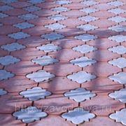 Плитка тротуарная Ковер фото