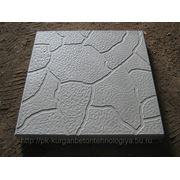 Тротуарная плитка Песчаник (300х300х30) фото