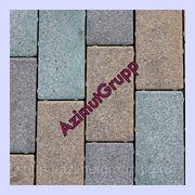 Плитка тротуарная брусчатка фото