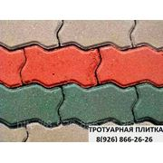 Тротуарная плитка в Чехове фото