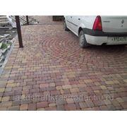 Тротуарная плитка «Классико» фото