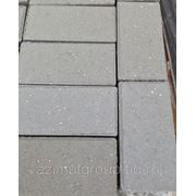 Плитка тротуарная брусчатка в Краснодаре фото