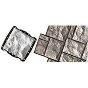 Формы для искусственного камня Камень облицовочный (24.8х24.8) фото