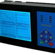 Электронный самописец - регулятор температуры Термодат 19М3 фото