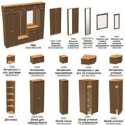 Детали мебельные фото