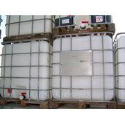 Eмкости кубические IBC 1000 литров (б/у) фото